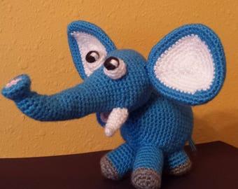 Toot the Elephant