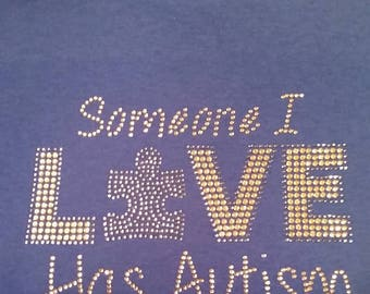 Someone I Love Has Autism