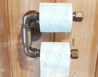 Paper holder toilet rolls 2 in plumbing fittings