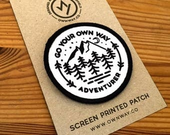 Go your own way - Adventurer - Patch