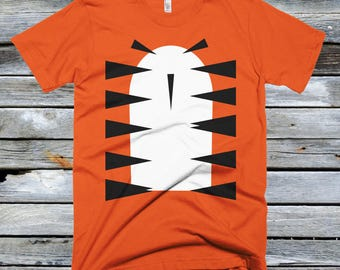 Tiger Costume Shirt - Halloween Costumes, Tiger shirt, Funny Halloween Costumes