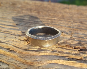 French Franc Coin Ring Size 7.5 - Free Shipping US