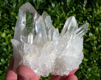Clear Crystal Druzy/Cluster