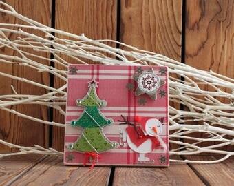 Christmas Decoration,Christmas Wood Sign,Christmas Decor,Christmas Sign,Rustic Christmas,Christmas Gift,Holiday Decor,Christmas Tree,Gifts
