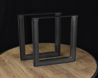 pied de table fer etsy. Black Bedroom Furniture Sets. Home Design Ideas