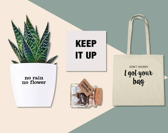 Cheer up Box - gifts to make her smile