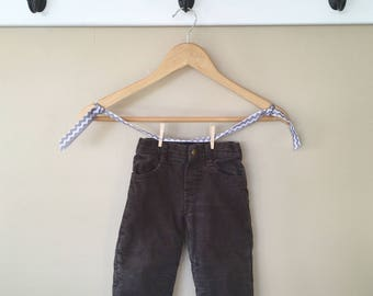 24 Month Knee Pad Corduroy Pants + Back Pockets
