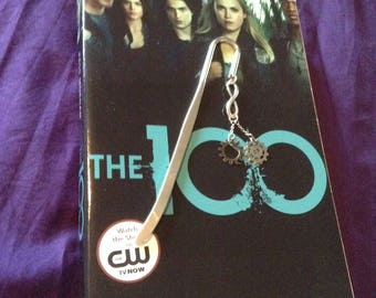 Lexa The 100 Bookmark