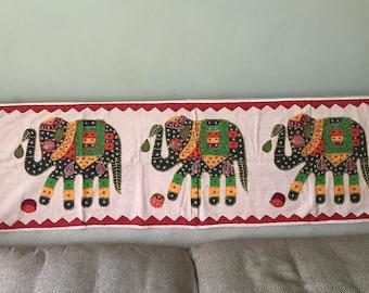 Handmade Material Elephant Hanging