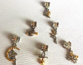 Pendants gold Detail
