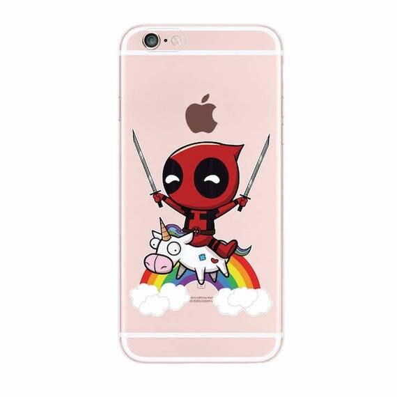 iphone 6 coque deadpool