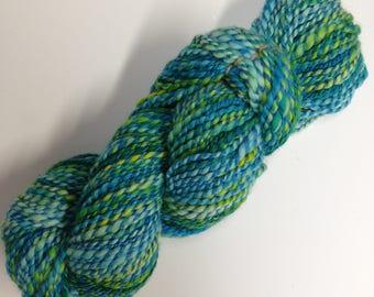 Super bright and soft Merino yarn, 190 yards