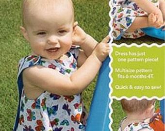 Reversible Sundress & Panties Pattern