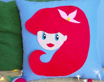Pillow Ariel Little Mermaid Disney