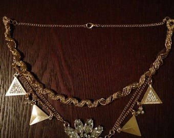 Egyptian Goddess Necklace