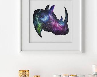 Rhino Galaxy