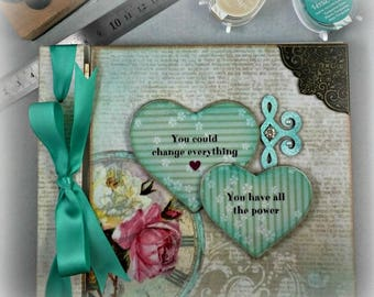 Double Heart Journal
