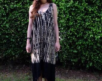 Sleeveless Long Dresses f02