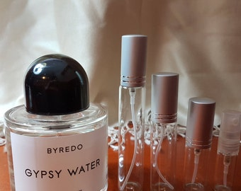 BYREDO-Gypsy Water EDP eau de parfum perfume sample travel size spray