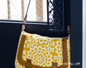 876 Monica bag PDF Pattern