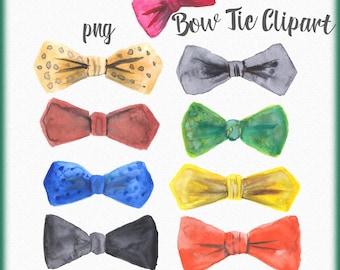 Bow tie clipart, Watercolor bow tie, Watercolor clip art, Colorful bow tie, Pink bow tie, , Necktie, Man bow tie clipart, Necktie clipart