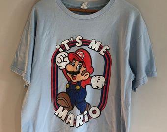 Mario N64 original tee
