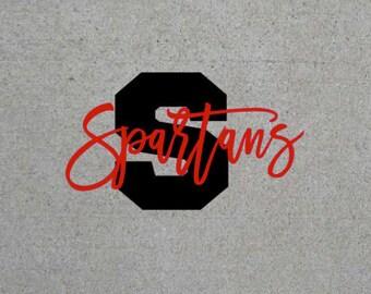 Spartans SVG