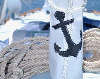 Anchor Wine bottle bag