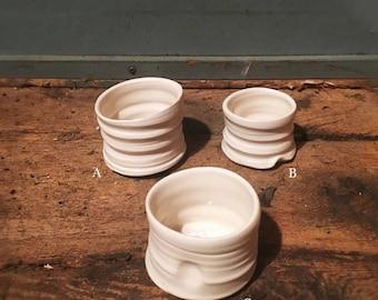 Porcelain Mini Cups