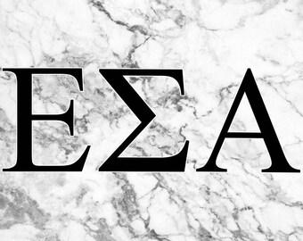 Epsilon Sigma Alpha 3' x 5' Flag