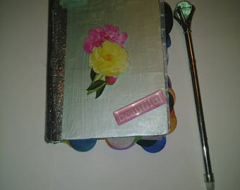 Vintage Journal Book