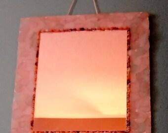 Sea Glass Mirror