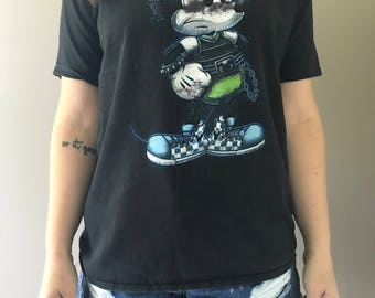 Vintage Disneyland Exclusive Mickey Mouse T-Shirt Size S