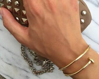 Nailhead Bracelet