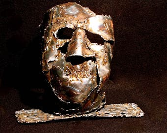 Antivist- Welded Sculpture