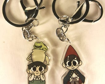 Over the Garden Wall Acrylic Keychains