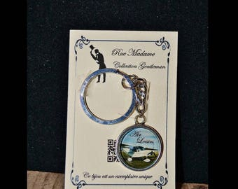 : ORIGINAL Keychain personalized gift With your photo, image/Su foto o image/Your photo image