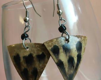 Exotic Antique Earrings