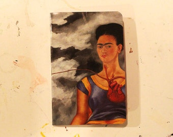 Frida Kahlo Pocket Notebook