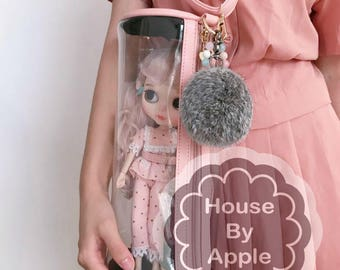 Portable Doll Bag For Blythe/DAL/Pullip/Licca/ 1:6 Doll For Travel AC014