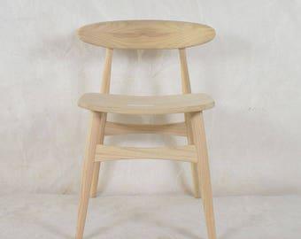 Danish Mid Century Style Dining Chair