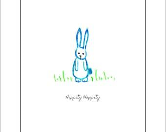 The Bunny Foo Print