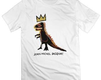 Jean-Michel Basquiat tshirt