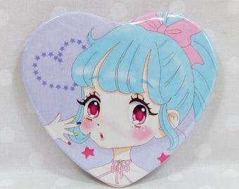 Badges / Badge can [Lovely Girl, lovely girl KINKOJUICE