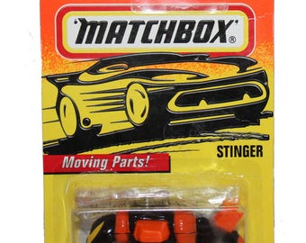 Matchbox #68 of 75 Stinger