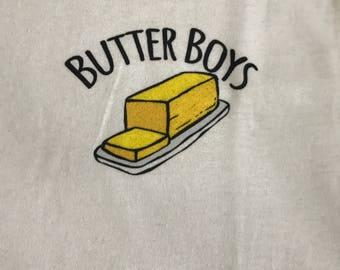 Butter Boys Classic T Shirt