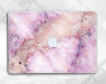Pink Marble Macbook Air 13 Macbook Pro 13 Case Macbook Air 11 Case Macbook Air Macbook Air Case Marble Macbook Case Rose Marble Macbook