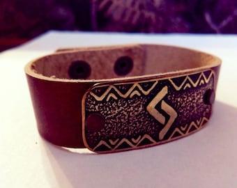Leather bracelet men, Men leather bracelet, Leather bracelets,  Lederarmband, Geschenk, Homme, Bracelet homme, Armenischen schmuck