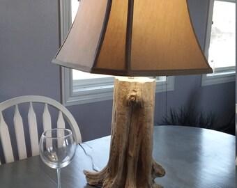 driftwood lighting. driftwood lamp lighting