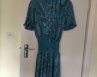 Diane Freis vintage dress